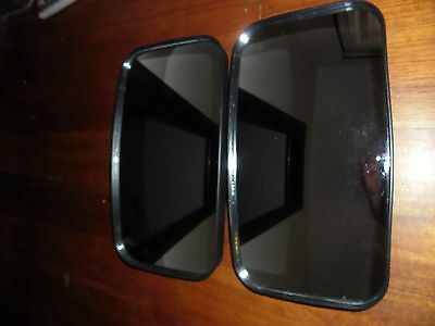 Mirrors To Excavators Earthmoving Equitment { One Pair }