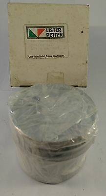 Lister Petter Piston Assembly +0.25mm Later LPWS & Marine Engines 750-40093/025