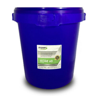 PSRP Hone 60Grit 20KG Honing, Cleaning Powder for Limestone, Marble, Travertine