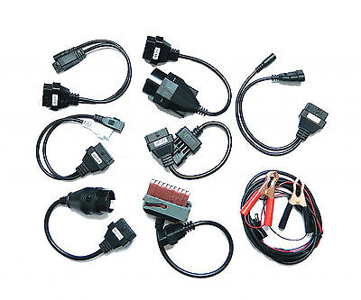 OBD1 To OBD2 Adapter Set For AutoCom CDP CDP-Delphi Würth WOW Snooper-Diagnosis