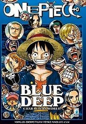 manga - ONE PIECE speciali completa BLUE/RED/WANTED/YELLOW/GREEN/BLUE DEEP