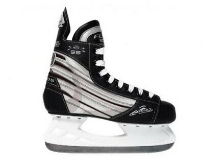 New Flite Chaos skate (sz 17-17.5 shoe) size mens 16 EE senior sr men rec hockey