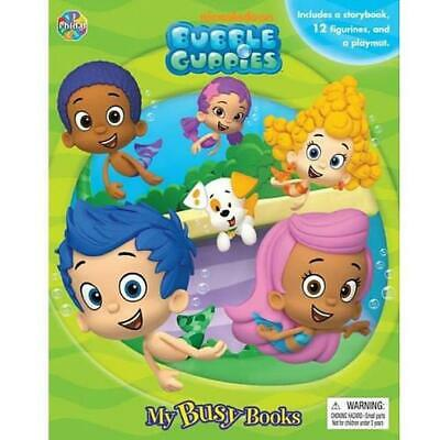 Phidal Publishing Bubble Guppies: My Busy Book