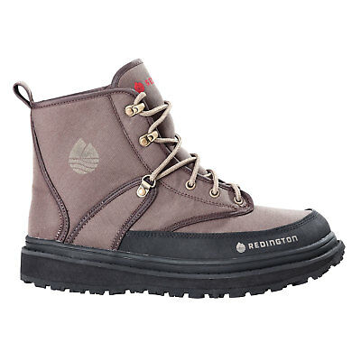 Redington Palix River Wading Boot Fly Fishing -  Sticky Rubber Sole Bark