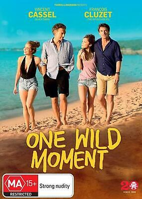 One Wild Moment - DVD Region 4 Free Shipping!