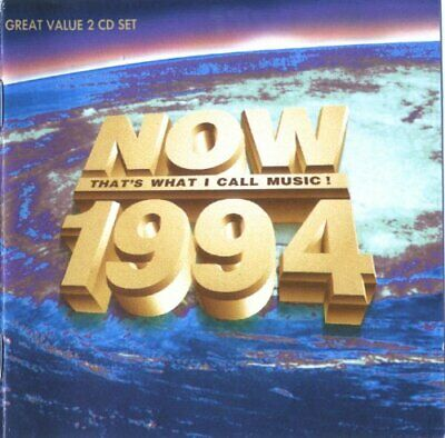 Various - Now That's What I Call Music! 1994 - Various CD JPVG The Cheap Fast