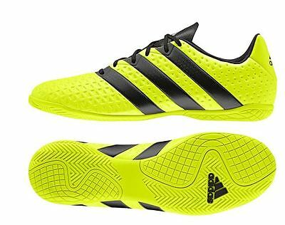 Adidas ACE 16.4 IN Mens Indoor Soccer Shoes ( S31913 ) + Free Aus Delivery