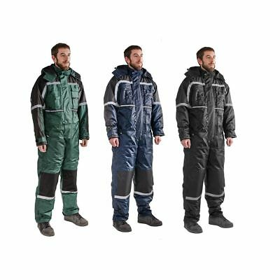 Heavy Duty One Piece Mechanics / Spectators / Marshals Rally Suit / Overalls