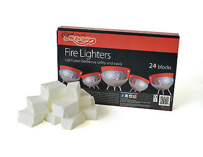 24 Pack Firelighters - 28 Units