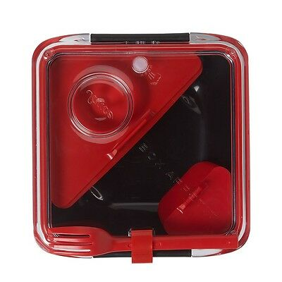 Red Box Appetit Lunchbox by Black + Blum