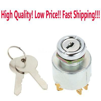 12V Universal Ignition Park On/Off Switch Key Equivalent Replacement SPB501 P2Y0