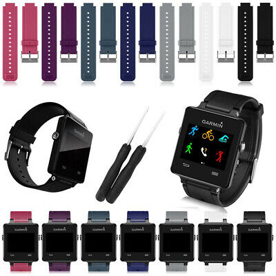 Replacement  Watch Band for Garmin Vivoactive Bracelet Smart Wristband W/ Tools