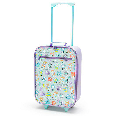 Hummingmint Bambi Carry Suitcase Luggage Colorful ❤ SANRIO Japan