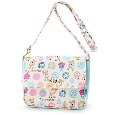 Hummingmint Bambi Shoulder Bag Colorful ❤ SANRIO Japan