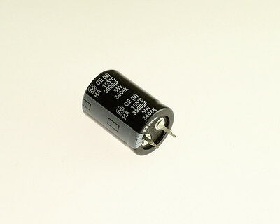 5x 470uF 400V DC Snap In Mount Electrolytic Capacitor 400 Volts 470mfd 400VDC