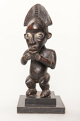 Bembe Ancestral Sculpture, D.R. Congo, Zambia, African Tribal Statue