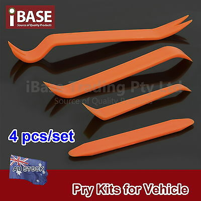 4In1 Pry Kits Audio Interior Trim Car Door Panel Clip Removal Install Refit Tool