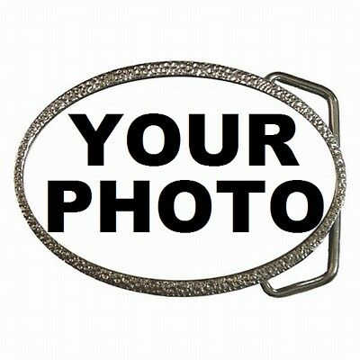 Belt Buckle Custom Personalized YOUR PICTURE PHOTO LOGO