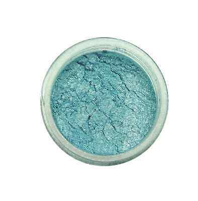 PME 2g TOPAZ TWINKLE BLUE Edible Food Powder Dust Lustre Cup Cake Colouring