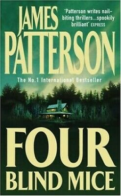 Four Blind Mice (Alex Cross) by Patterson, James Book The Cheap Fast Free Post