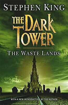 The Dark Tower: Waste Lands Bk. 3, King, Stephen Paperback Book The Cheap Fast