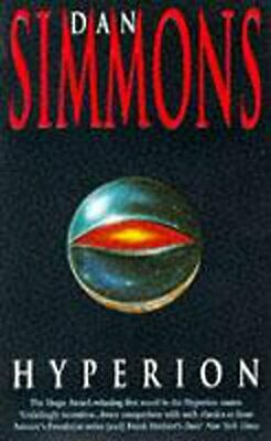 Hyperion (Hyperion Cantos), Simmons, Dan Paperback Book The Cheap Fast Free Post