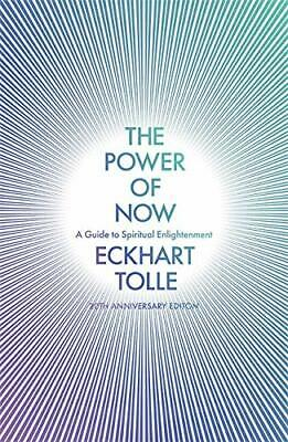 The Power of Now: A Guide to Spiritual Enlightenm... by Tolle, Eckhart Paperback