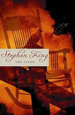 The Stand by King, Stephen Hardback Book The Cheap Fast Free Post