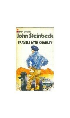 Travels With Charley: In Search of America by Steinbeck, John Paperback Book The