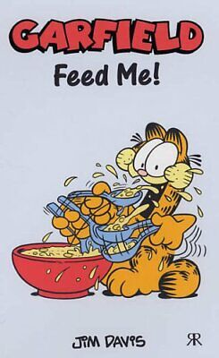 Feed Me (Garfield Pocket Books) by Davis, Jim Paperback Book The Cheap Fast Free
