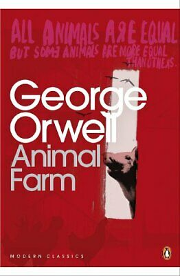 Animal Farm: A Fairy Story (Penguin Modern Classi... by Orwell, George Paperback