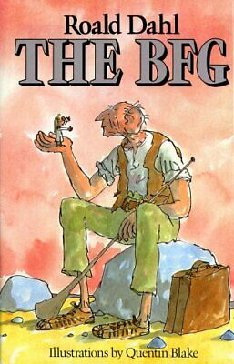 The BFG by Dahl, Roald Hardback Book The Cheap Fast Free Post