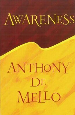 Awareness, Mello, Anthony De Paperback Book The Cheap Fast Free Post