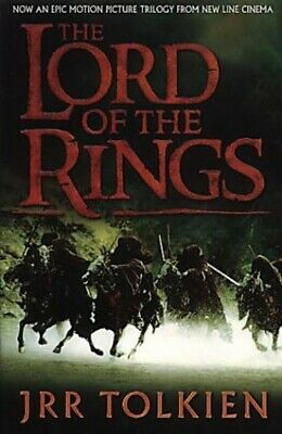 The Lord of the Rings trilogy - one volume pap... by Tolkien, J. R. R. Paperback