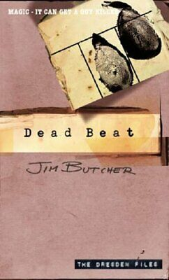 Dead Beat: The Dresden Files, Book Seven by Butcher, Jim Paperback Book The