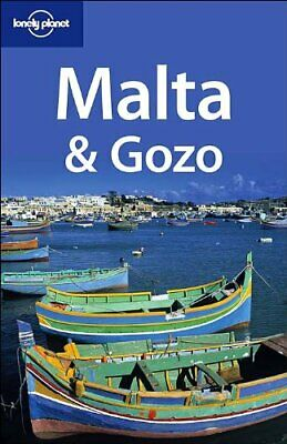 Malta and Gozo (Lonely Planet), Bain, Carolyn Paperback Book The Cheap Fast Free