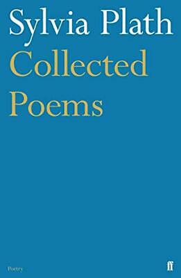 Collected Poems by Plath, Sylvia Paperback Book The Cheap Fast Free Post