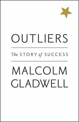 Outliers: The Story of Success, Gladwell, Malcolm Hardback Book The Cheap Fast