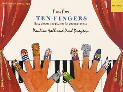 Fun for Ten Fingers (Piano Time) Sheet music Book The Cheap Fast Free Post