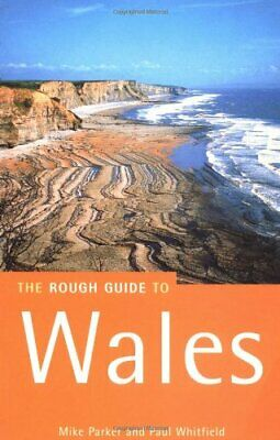 The Rough Guide to Wales by Whitfield, Paul Paperback Book The Cheap Fast Free