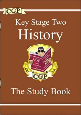 KS2 History Study Book by CGP Books Paperback Book The Cheap Fast Free Post