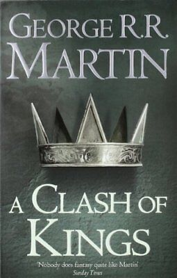 A Clash of Kings (A Song of Ice and Fire, Book 2), Martin, George R.R. Paperback
