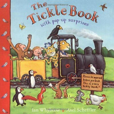 The Tickle Book, Whybrow, Ian Paperback Book The Cheap Fast Free Post