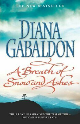 A Breath of Snow and Ashes by Gabaldon, Diana Paperback Book The Cheap Fast Free