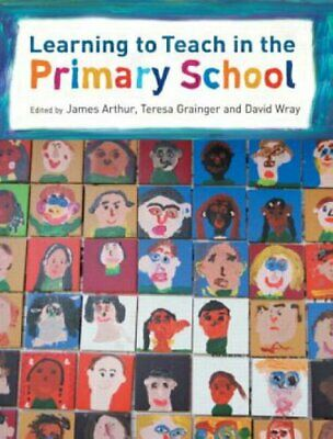 Learning to Teach in the Primary School Paperback Book The Cheap Fast Free Post