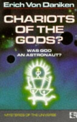 Chariots of the Gods? by Daniken, Erich von Paperback Book The Cheap Fast Free
