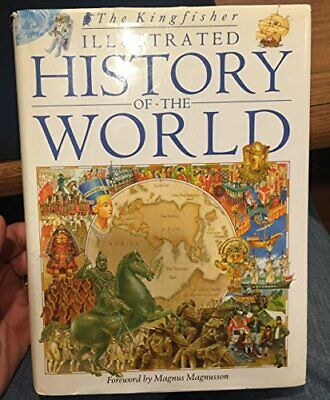 The Kingfisher Illustrated History of the World, Kingfisher_n_a Hardback Book