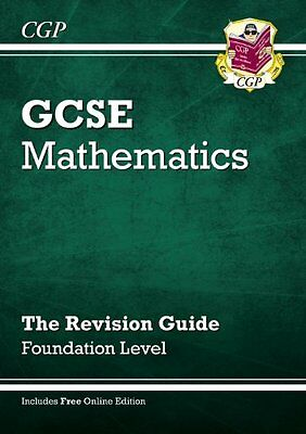 GCSE Maths Revision Guide (with Online Edition) -..., Parsons, Richard Paperback