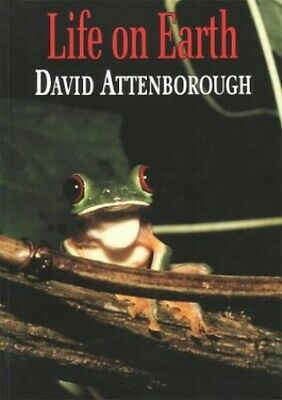Life on Earth: A Natural History by Attenborough, Sir David Paperback Book The