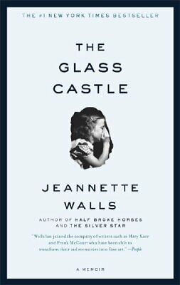 The Glass Castle: A Memoir by Walls, Jeannette Book The Cheap Fast Free Post
